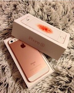 iPhone SE (lasted version) 16GB ROSE GOLD