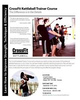 CrossFit Kettlebell Trainer Course