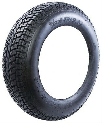 *3* 215/75D14 LRC 6 PR Qind Eco-Trail Bias Trailer Tires 215/75 14 G78-14