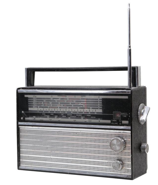 Nachrichten & Co: Das konnten Kofferradios aus den 70ern