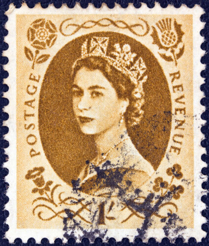 How to Buy Rare Elizabeth II Stamps