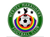 Mersey Marauders Football Club Looking For New Players