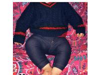 Baby Gucci 3-6 months jumper unisex