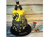 Bespoke Cake Design ~ Birthday Wedding Celebration Party Kids Made to Order Speciality Cakes Maker