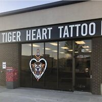 Hiring tattoo artist in Sherwood park