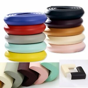 Baby-Safety-Table-desk-Edge-Corner-Cushion-Guard-Strip-Softener-Bumper-Protector