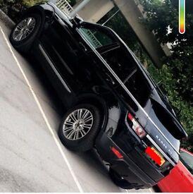 Range Rover evouge