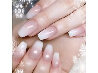 ✨ Christmas Nails Offer 2 for 1 on Gel Polish Limited Availbility ✨