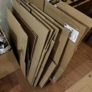 40-50 boîtes de déménagement