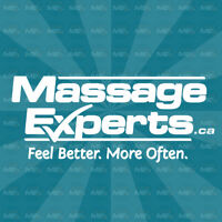 F/T and P/T Registered Massage Therapists (RMT's)