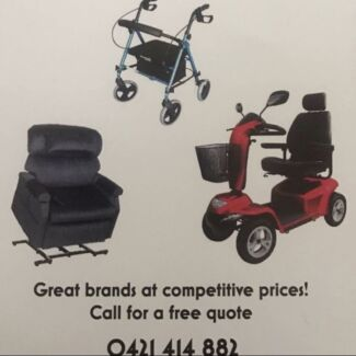 Discount mobility sales & service   Located in ipswich
