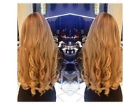 Remy hair extensions from £125