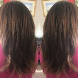 Models needed for hair extensions