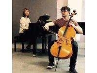 Cello Lessons in Glasgow City Centre