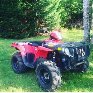 2005 Polaris Sportsman 400