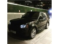 Range Rover Sport 3.0 Tdv6 Hse Full Land Rover History 2keys Hpi Clear Ivory interior px welcome