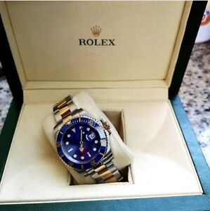 new rolex submarine watch with box