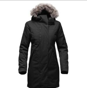 PRICE REDUCED The North Face women's parka