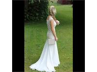 Size 6-8 prom dress