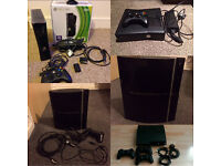 PlayStation 3s and Xbox 360s