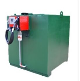 3300 litre steel fuel tank As new condition