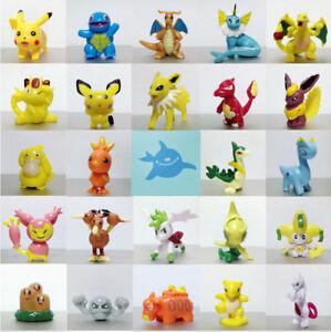 Pokemon Figures