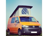 Festival Camper Van Hire!
