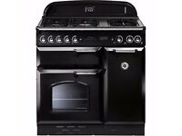 Rangemaster 90cm Gas Range Cooker - CLAS90NGFBL/C (Classic)professional