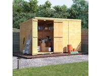 Shed or timber WANTED