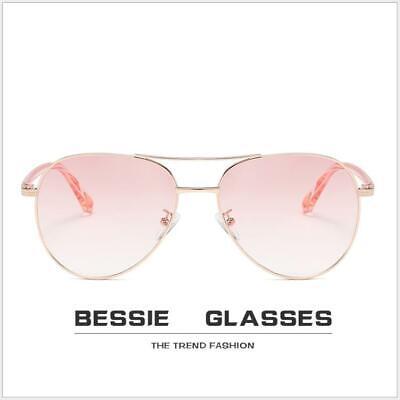 2020 new sunglasses female aviator style personality TR90 feet (Personalized Aviator Sunglasses)