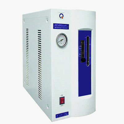 High Purity Hydrogen Gas Generator H2 0-500ml 110v Or 220v