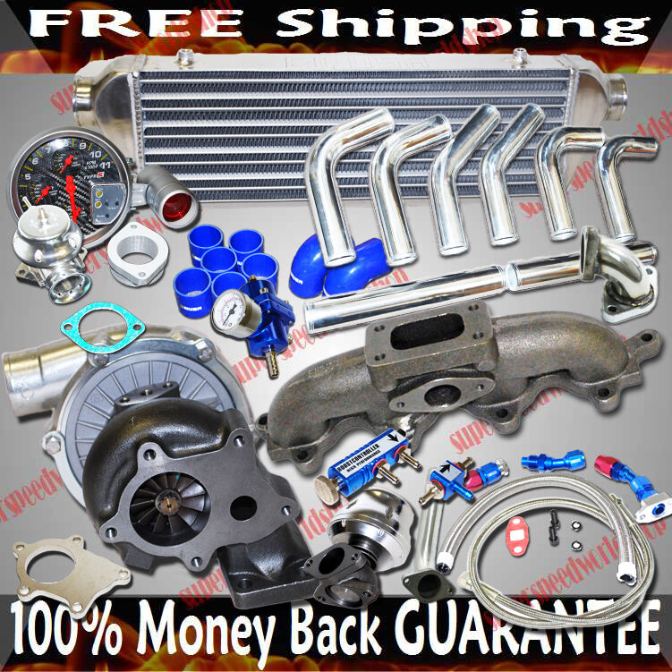 Turbo Kits T3/T4 Turbo For 92-96 Honda Prelude S/Si Coupe