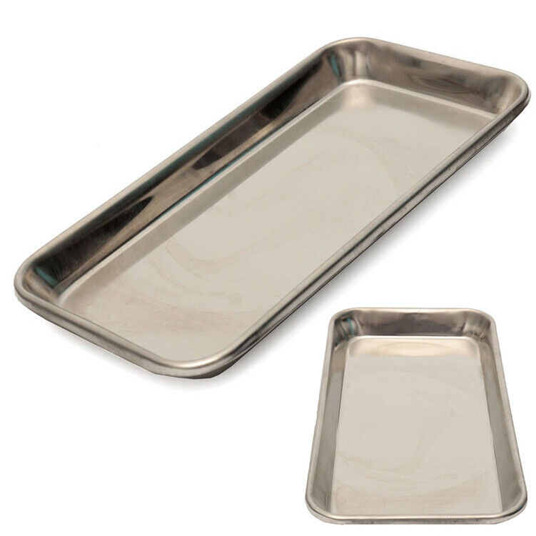 Popular Stainless Steel Medical Surgical Tray Dental Dish La