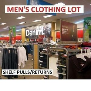 200 ASSTD MEN'S CLOTHING LOT 103808799