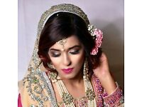 ASIAN BRIDAL MAKEUP AND HAIR