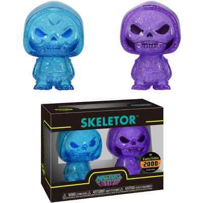 Funko Hikari - Masters of the Universe Figure - Skeletor (Blue & Purple)