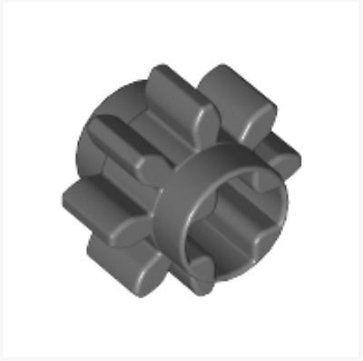 18947 Lot of 1 /_Dark Stone Grey/_6100931 LEGO Gear Shifter Ring 3m