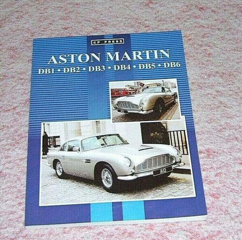 ASTON+MARTIN+DB1+DB2+DB3+DB4+DB4+GTZ+DB+DB6+%26+BERTONE+BOOK+ABOUT+THE+CARS+