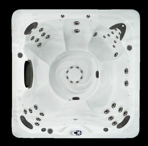 HOT TUB BLOWOUT SALE THIS WEEKEND