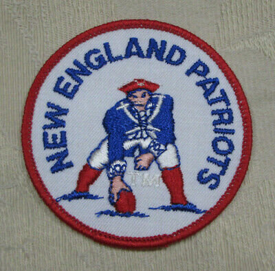 New England Patriots Gift Ideas (NEW RARE NEW ENGLAND PATRIOTS LOGO GAME JERSEY PATCH GREAT GIFT IDEA)