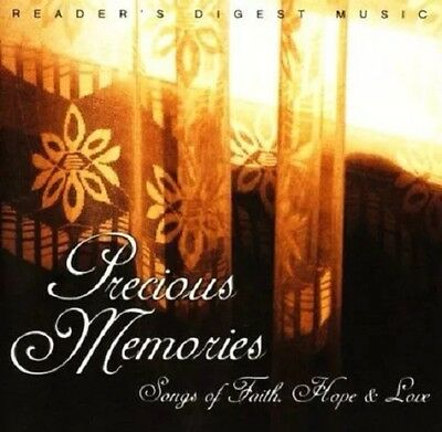 NEW Readers Digest PRECIOUS MEMORIES Songs of Faith Hope & Love 4 CD SET Sealed