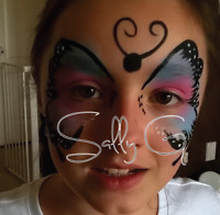 .Professional Face Painting
