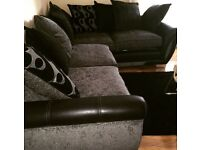 Corner dfs sofa