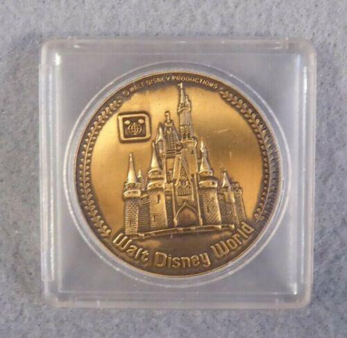 Walt Disney World Productions Bronze Challenge Coin Medallion Token Frontierland