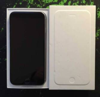 Brand new in box iPhone 6 16G Space Grey has receipt and warranty Rockdale Rockdale Area Preview