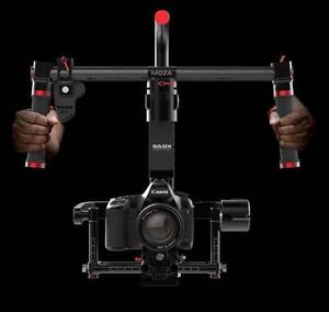 MOZA 3-axis Motorised Gimbal Camera Stabiliser (Professional ver) Everton Hills Brisbane North West Preview