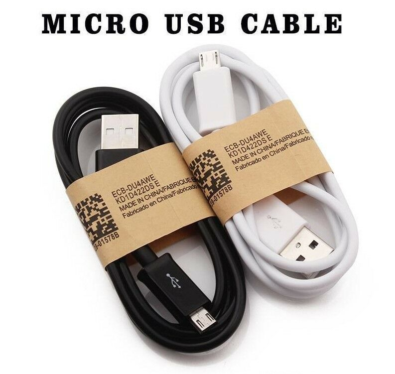 10 Pack Micro USB Charger Fast Charging Cable Cord For Andro