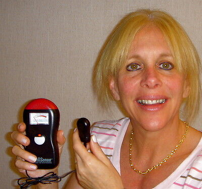 Pacemaker Protection Meter. Avoid Emf Fields That Can Change Pacemaker