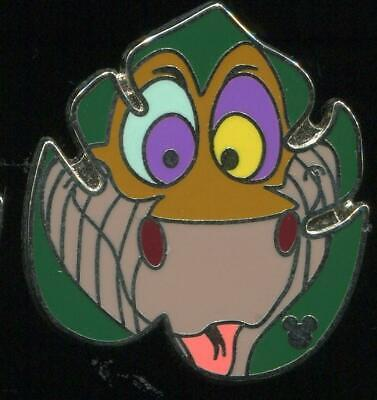DLR 2017 Hidden Mickey Jungle Book Characters Kaa Disney Pin 119782