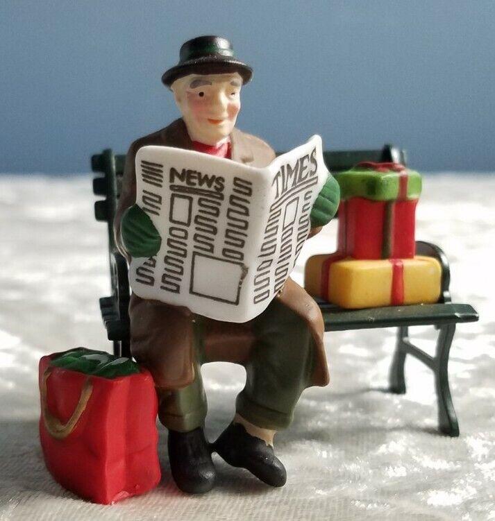 Dept 56 - Heritage Village Collection - Rest Ye Merry Gentleman - EUC